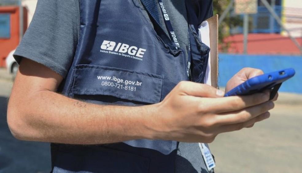 IBGE abre mais de 3 mil vagas temporárias no RN para Censo 2021