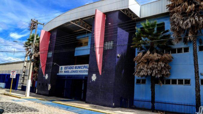 Liberação do Estádio Nogueirão depende de laudo da PM e acordo com Justiça