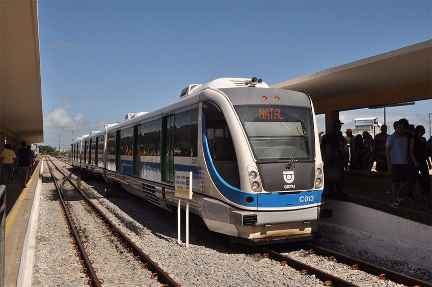 Ministério autoriza início de obras para ampliar malha ferroviária até Nísia Floresta
