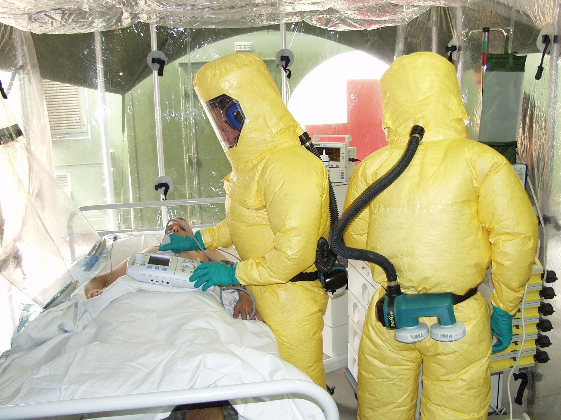 OMS alerta 6 países da África por surtos do vírus ebola