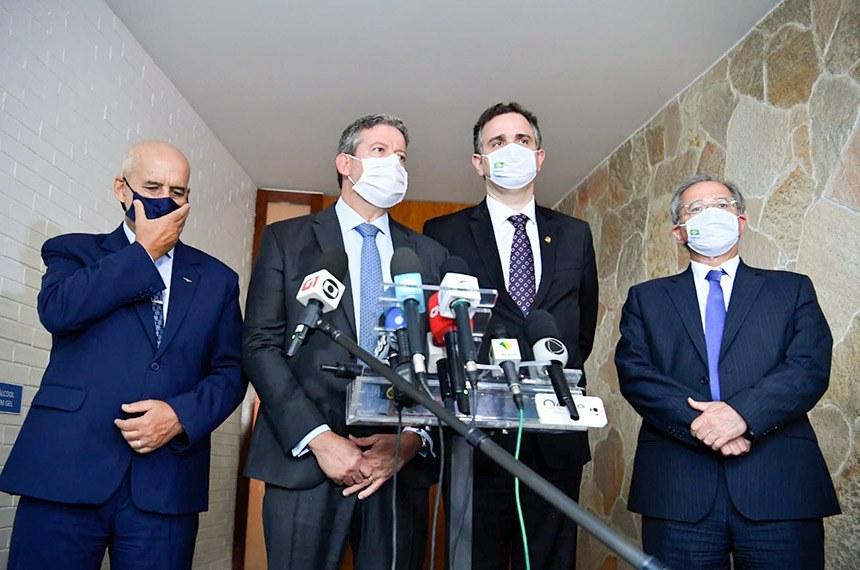 Oposição defende mais seis parcelas do auxílio emergencial no valor de R$ 600