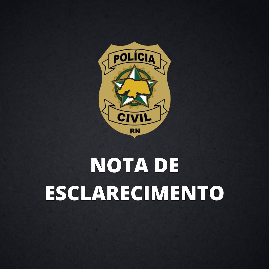 Polícia Civil do RN: provas do concurso público são adiadas