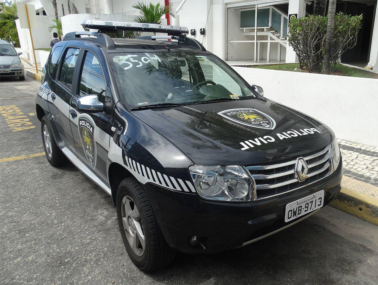 Polícia Civil prende dois suspeitos de assaltos a bancos na Grande Natal