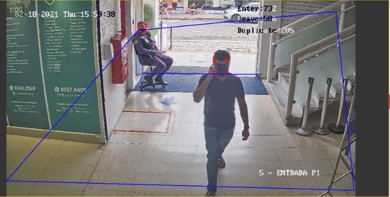 Praia Shopping instala câmeras de reconhecimento facial