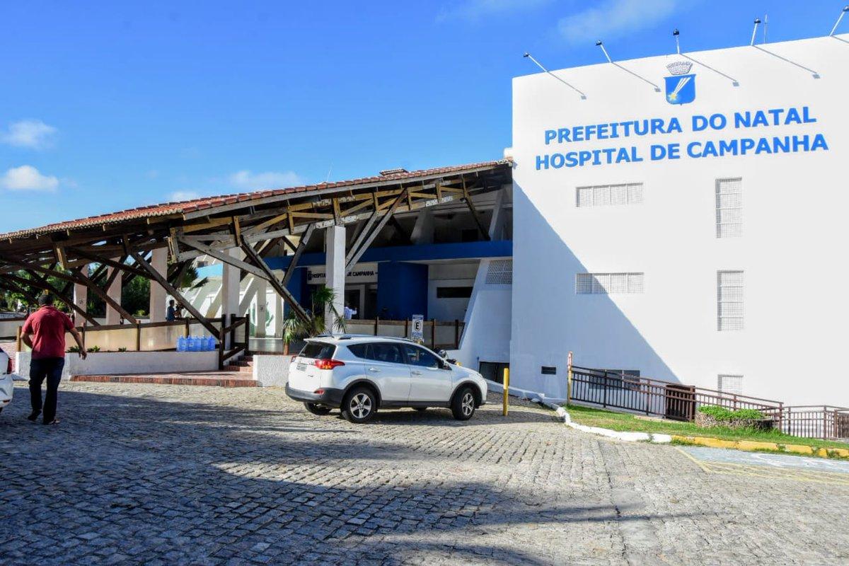 """Prefeitura de Natal decide ampliar leitos de UTI e recomenda """"uso da ivermectina"""""""