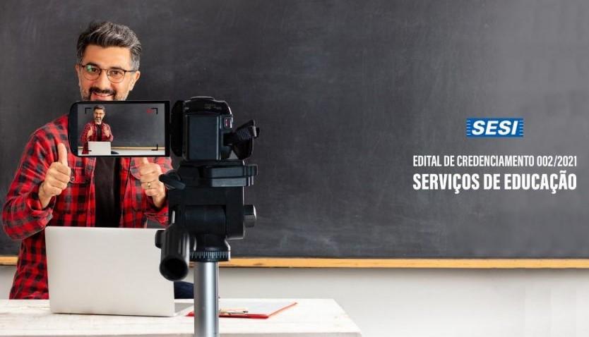 SESI-RN faz credenciamento para prestadores de serviços de Educação