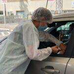 Vacinação da 2ª dose da Coronavac para profissionais de saúde segue até sexta