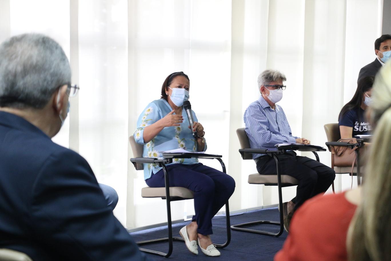 Governo discute abertura de novos leitos críticos para Covid no RN