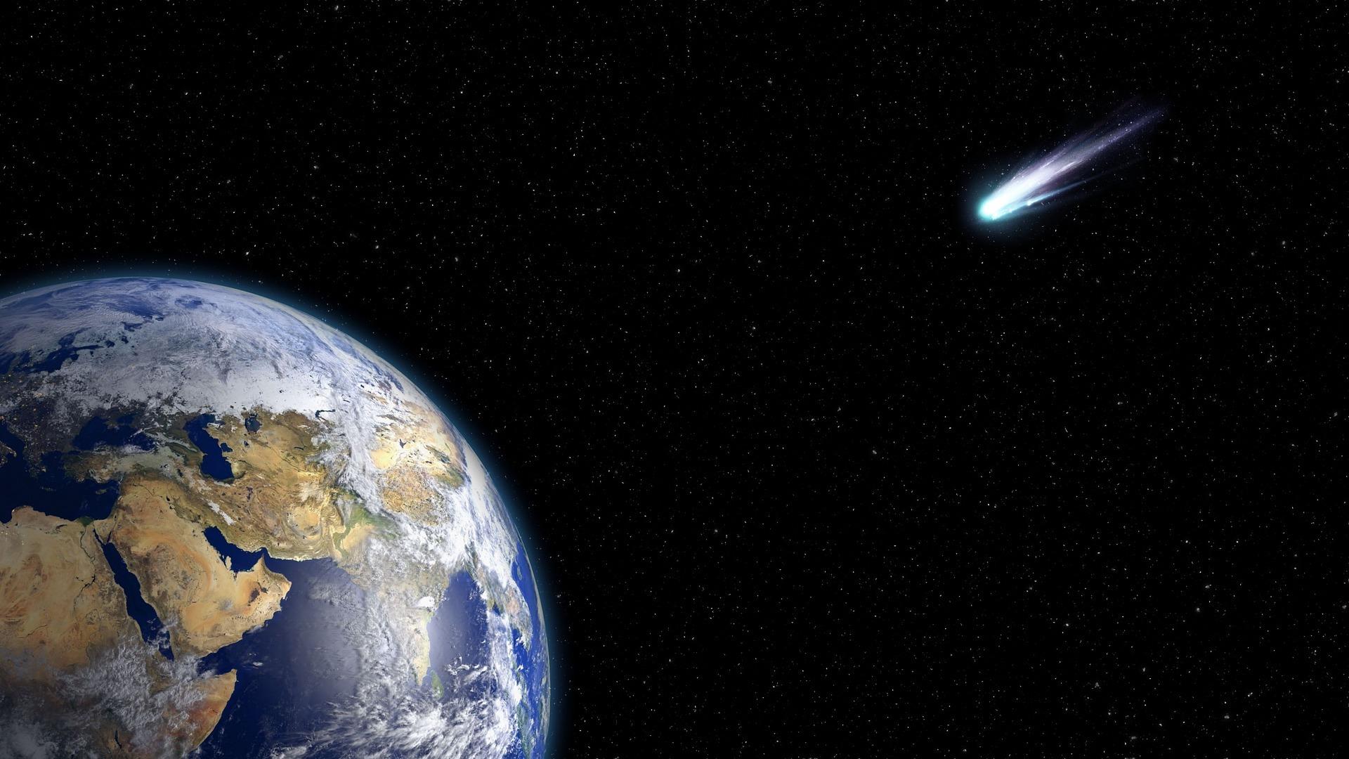 Cientistas podem ter descoberto de onde veio meteoro que matou os dinossauros