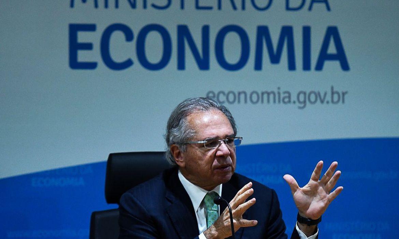 Para Guedes, novo auxílio emergencial só viria com calamidade pública