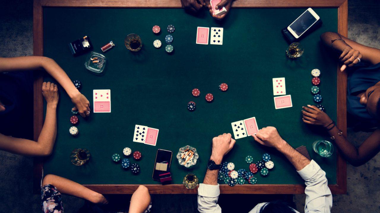 As regras para jogar Texas Hold'em