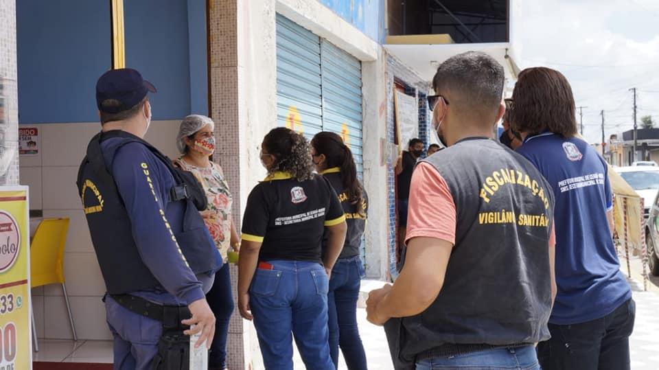 Ceará-Mirim prorroga fechamento do comércio e anuncia distribuição de cestas básicas