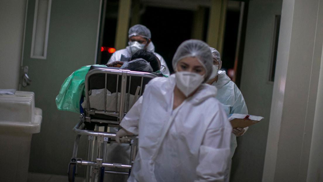Com 1.726 mortes em 24h, Brasil tem pior dia da pandemia de Covid