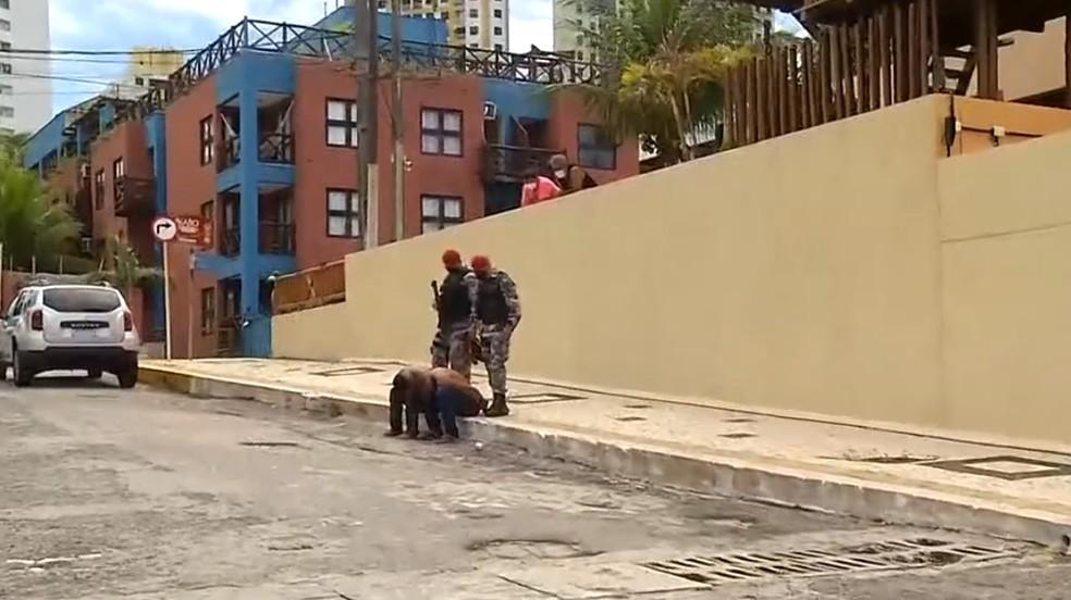Covid-19: suspeitos de roubarem vacinas em Ponta Negra são presos pela Polícia