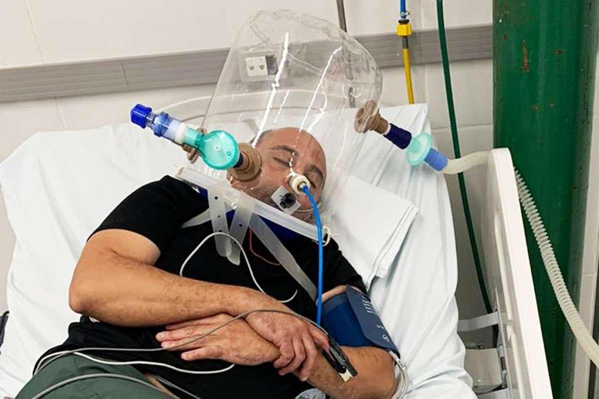 Governo do RN zera alíquota de ICMS para capacete de respiração artificial