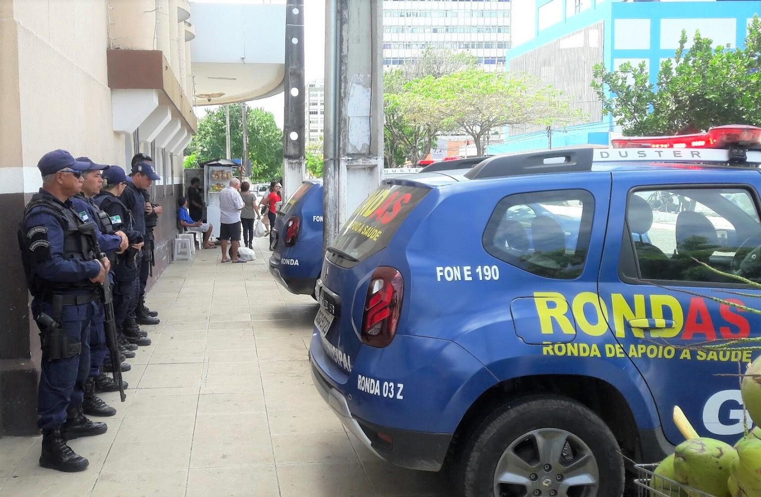 Guarda prende mulheres suspeitas de roubo nas proximidades do Midway Mall