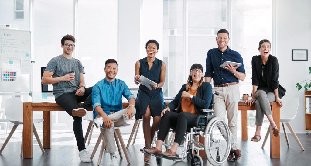 Inclusão de pessoas com deficiência no mercado de trabalho incentiva pluralidade entre colaboradores