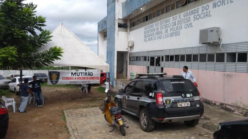 Polícia Civil prende suspeito por homicídio em São José de Mipibu