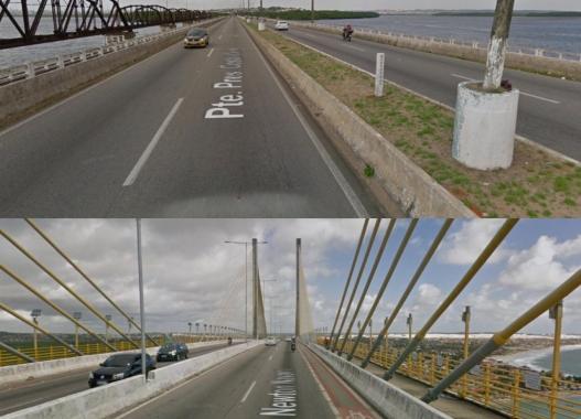 STTU anuncia operação de trânsito nas duas pontes a partir desta segunda (08)