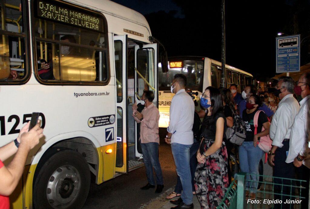 Tarifa de ônibus em Natal não poderá sofrer aumento até 31 de dezembro