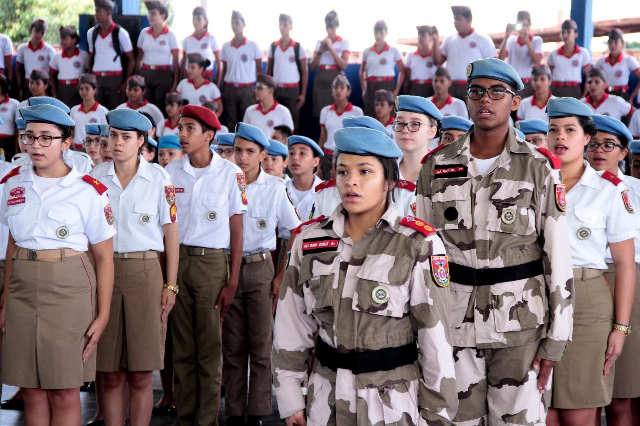 Três cidades do RN foram pré-selecionadas para receber Escolas Cívico-Militares