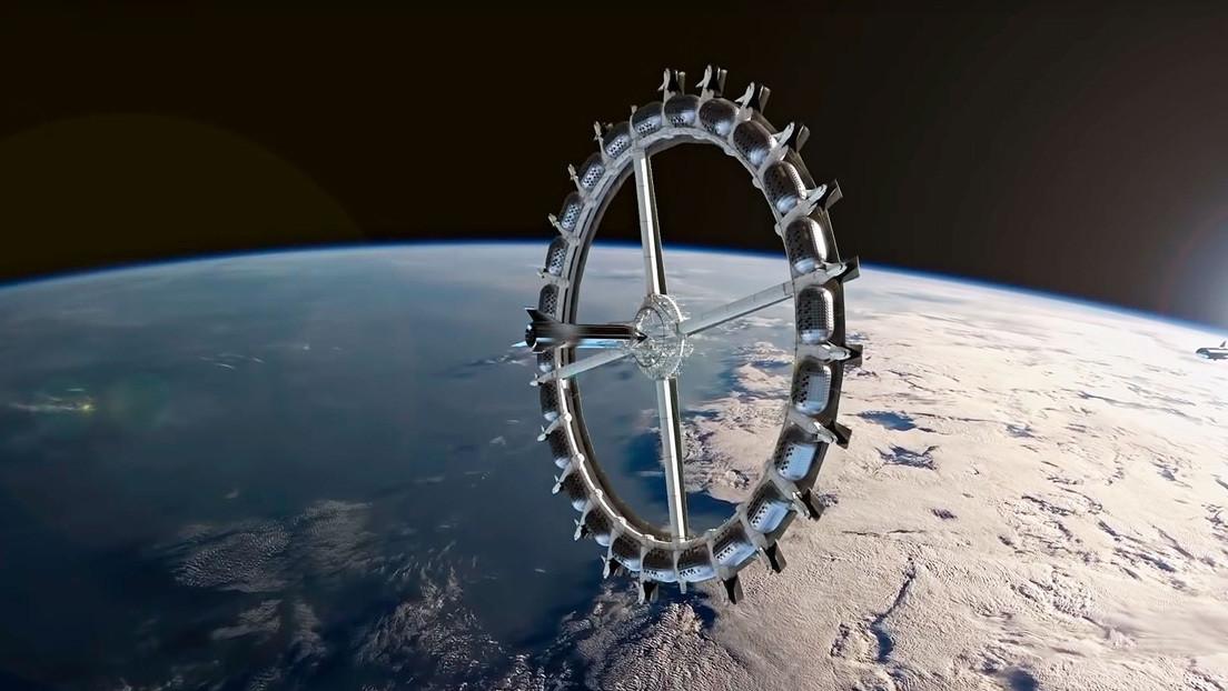 Empresa planeja lançar 'hotel espacial' para turistas em até 7 anos