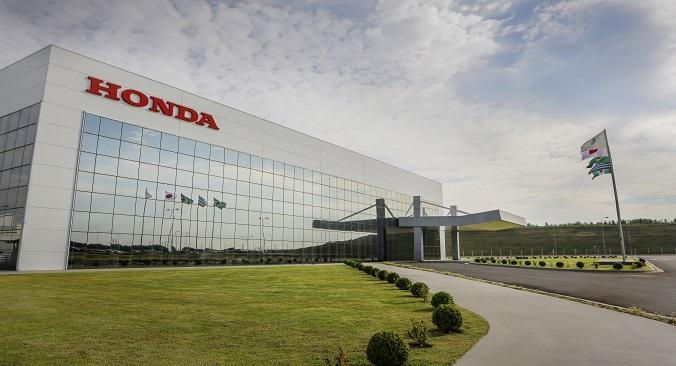 Honda é a 8ª empresa a paralisar produção no Brasil por causa da pandemia