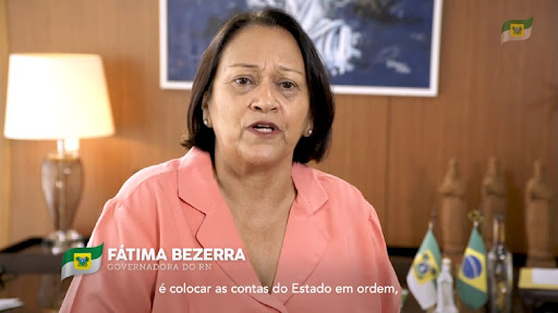 Controladoria rebate Fábio Faria e diz que Fátima pagou atrasados com recursos do estado