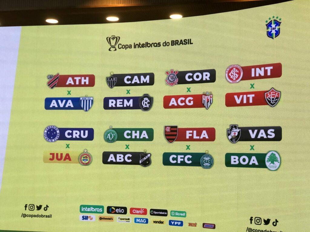 ABC enfrentará a Chapecoense na 3ª fase da Copa do Brasil