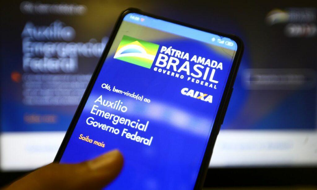 Caixa credita 1º parcela do Auxílio Emergencial 2021
