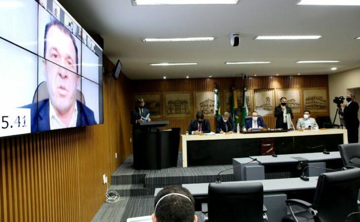 Câmara rejeita urgência na frota suplementar do transporte público de Natal