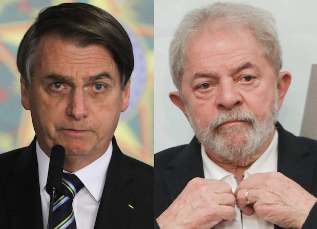 Ciro, Doria, Huck? Que nada: nas redes sociais, só dá Bolsonaro e Lula