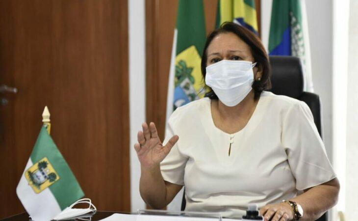 Fátima liga para ministro da Saúde e pede mais doses da Coronavac