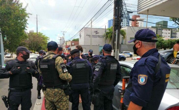 Guarda Municipal aborta tentativa de golpe do falso sequestro em Natal