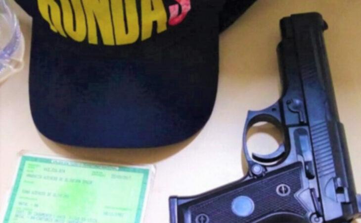 Guarda Municipal troca tiros, evita tentativa de roubo de veículo e prende homem