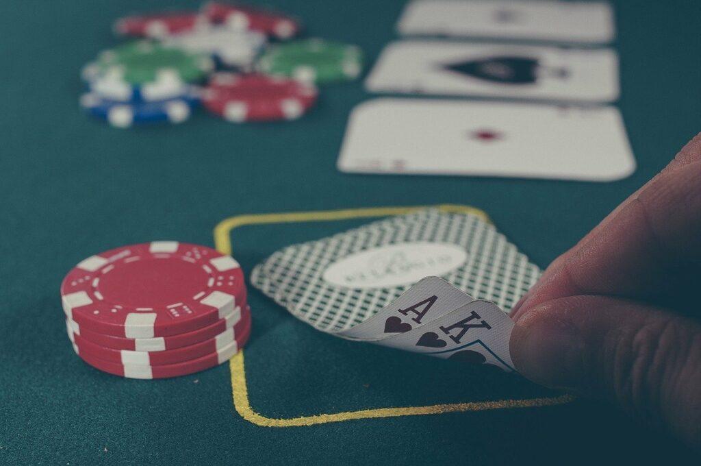Jogos de mesa de cassino nem tudo na vida é poker