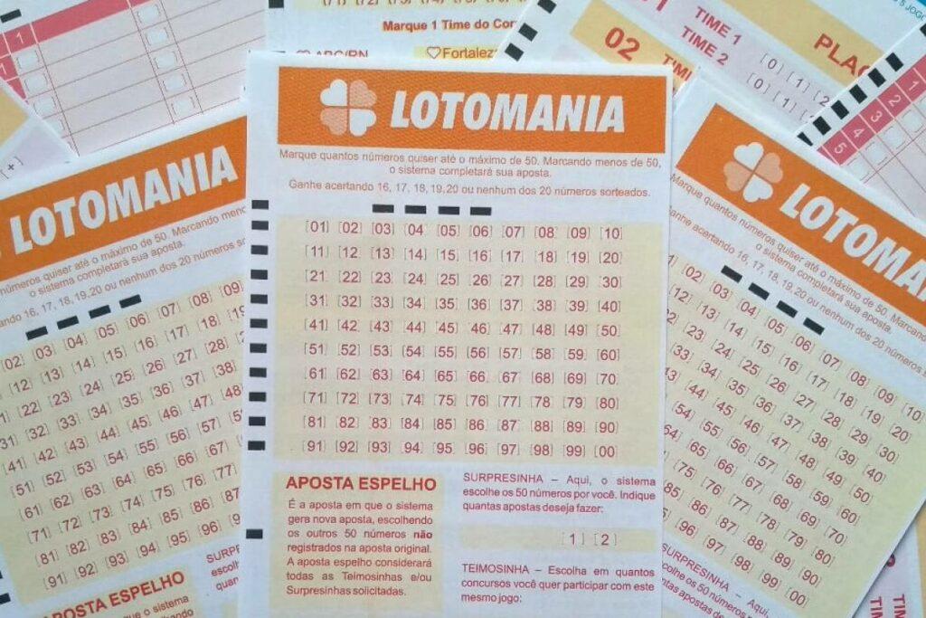 Resultado e números da Lotomania concurso 2169