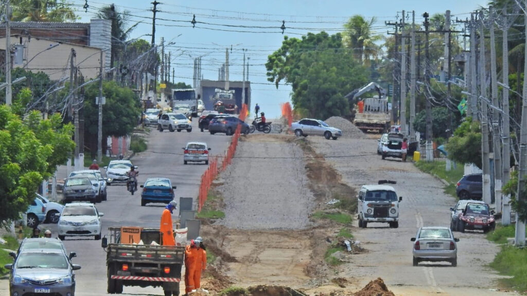 Passagem de nível será interditada e passará por reconstrução em Parnamirim