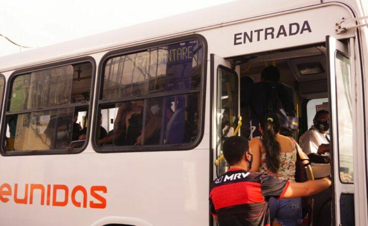 Prefeitura veta emenda que determinava circulação de 100% dos ônibus em Natal