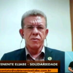 Prefiro ver a mãe de um bandido chorar do que a mãe de um policial diz o deputado Eliabe