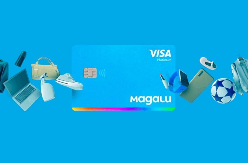 Sem anuidade e com cashback: conheça o novo cartão de crédito da Magazine Luiza