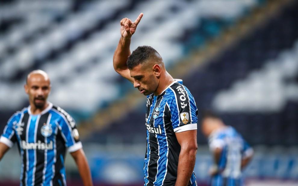 De virada, Grêmio perde para o Del Valle na Libertadores