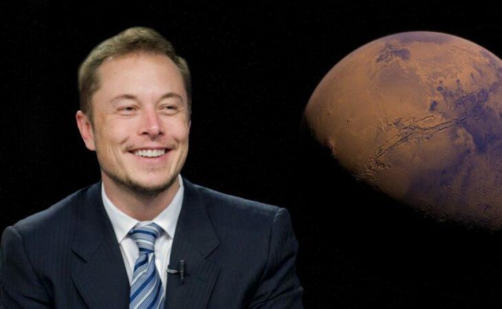 Marte pode ser crucial para evitar extinção de plantas e animais, diz Elon Musk