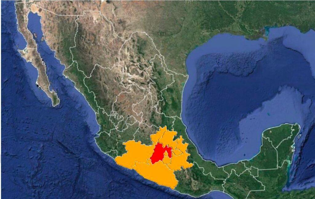 "Material radioativo de ""alto risco para a saúde"" é roubado no México"