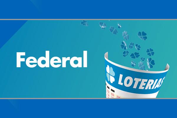 Resultado da Loteria Federal concurso 5555