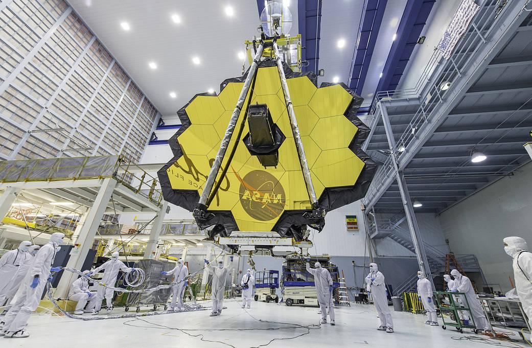 Telescópio será lançado em outubro para procurar sinais de vida extraterreste