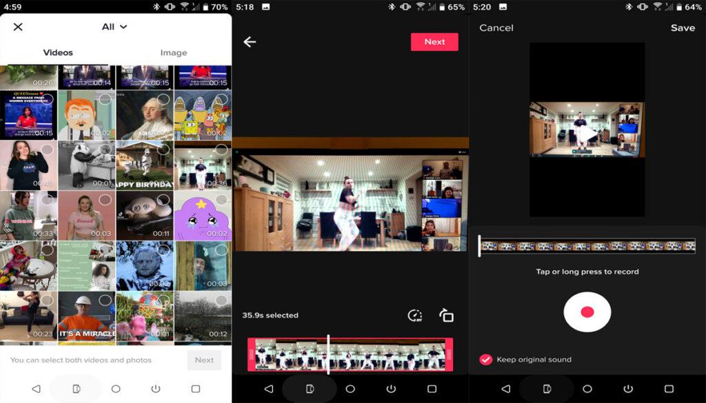 Como adicionar uma narração aos seus vídeos TikTok