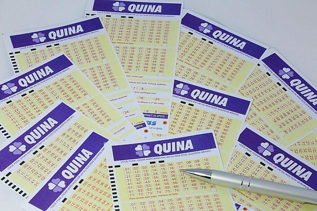 Resultado da Quina concurso 5565: prêmio de R$ 2,4 milhões