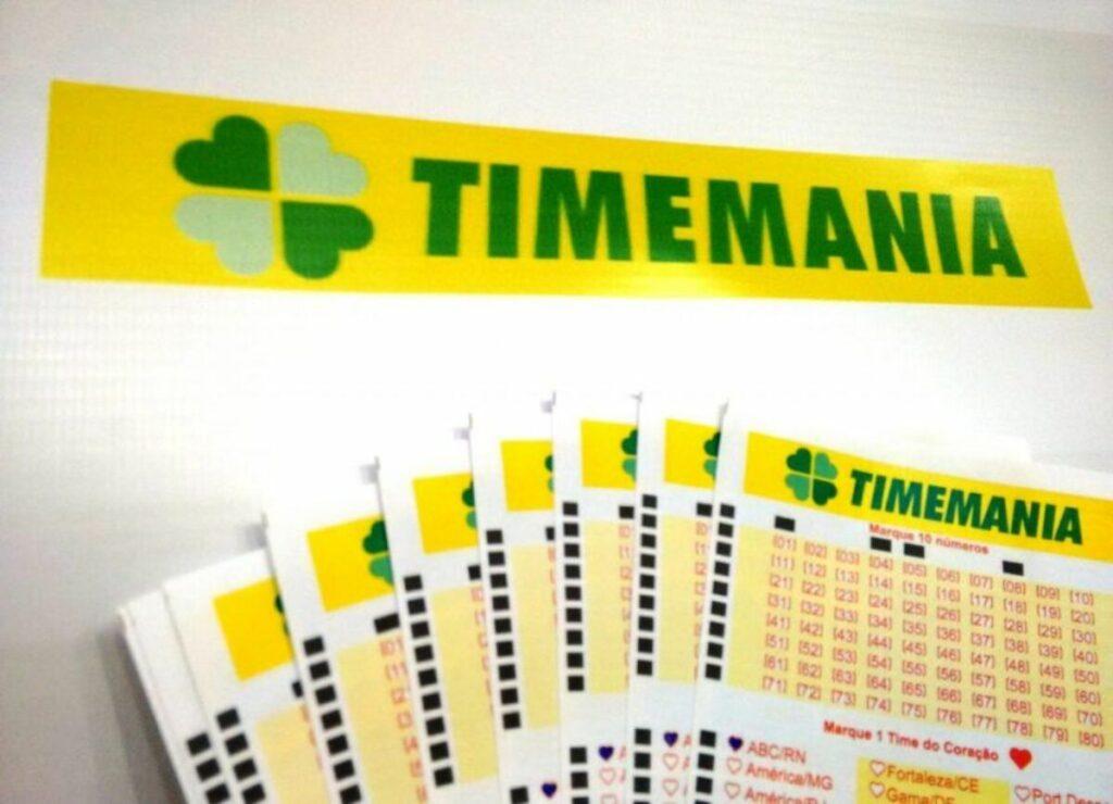 Confira o resultado da Timemania concurso 1635: prêmio de R$ 2,3 milhões
