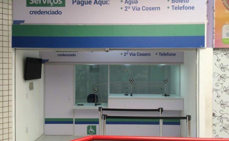 Cosern inaugura loja de pagamento em Canguaretama